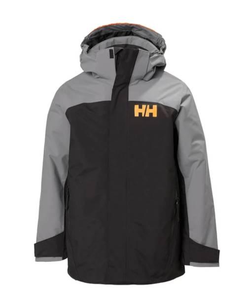 Bilde av HH Jr Level Jacket - Black/Noir