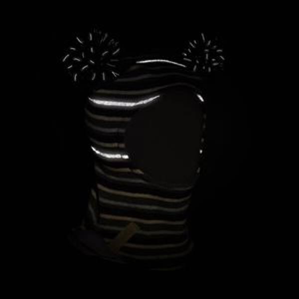 Bilde av Morild Fonn balaklava med refleks - Fiolett