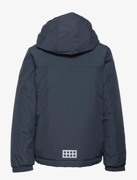 Bilde av LWJebel 601 vattert jakke - Dark Blue