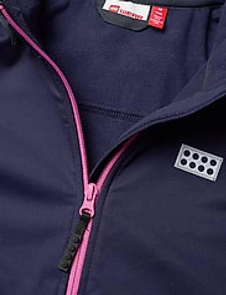 Bilde av LWSofie 201 softshell jacket - Dark Navy