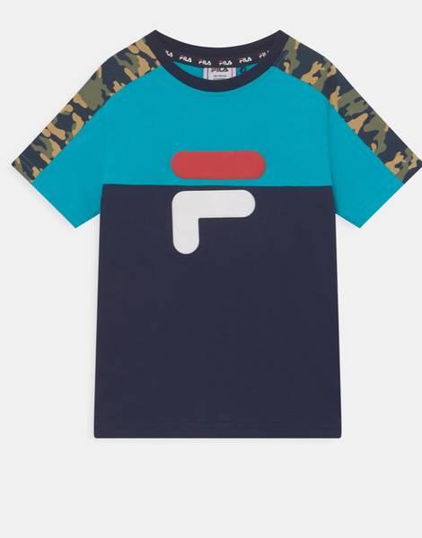 Bilde av Fila NOAH TEE - T-shirts med print - blue