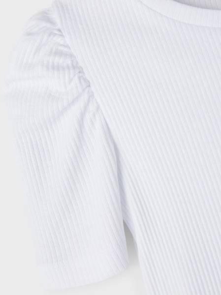 Bilde av NkfKabexi ss slim top - Bright White