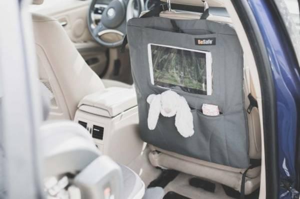 Bilde av BeSafe Tablet og setebeskytter