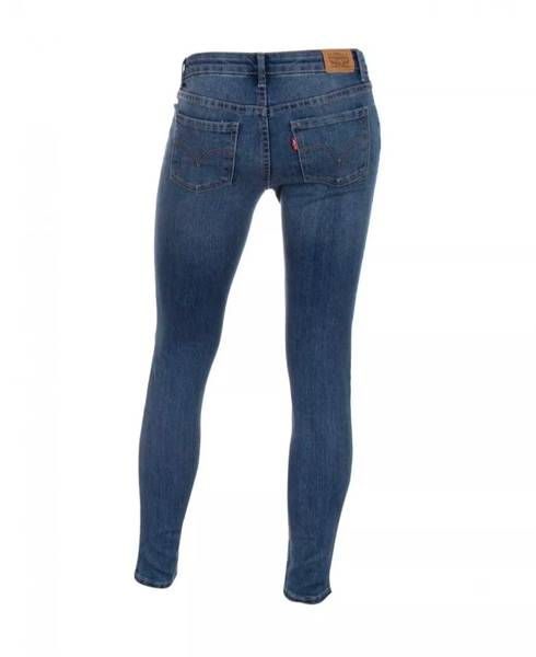 Bilde av Denim Levis 710 Super Skinny Jeans