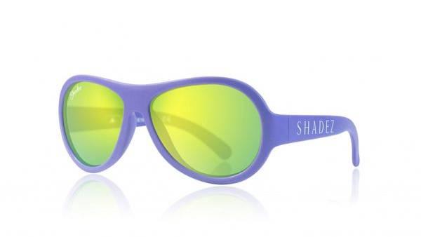 Bilde av Shadez Solbrille Baby 0-3 år - Purple