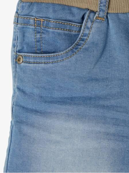 Bilde av NmmRyan dnmbTollys 1501 long shorts - Light Blue