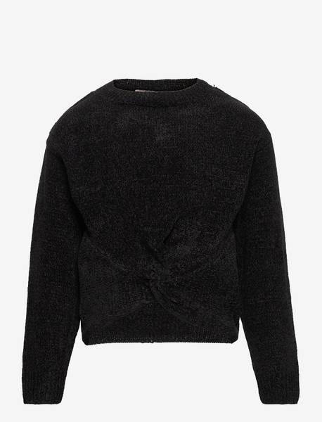 Bilde av KonRaja l/s pullover knit - Black