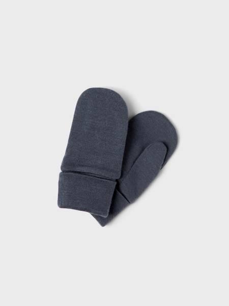 Bilde av NmmWillit wool mittens w/thumb - Ombre Blue