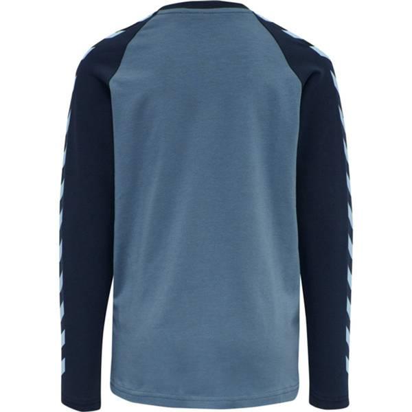 Bilde av HmlBoys t-shirt ls - China Blue