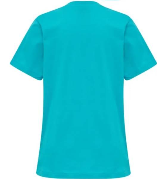 Bilde av Hummel hmlTRES t-shirt - Scuba Blue