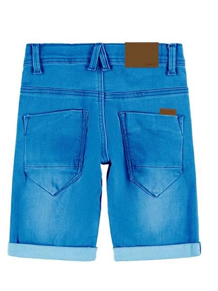 Bilde av NkmTheo DnmCLAS 2489 Long Shorts - Medium Blue